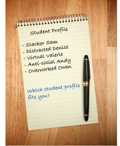 Colleges & universities student profiles